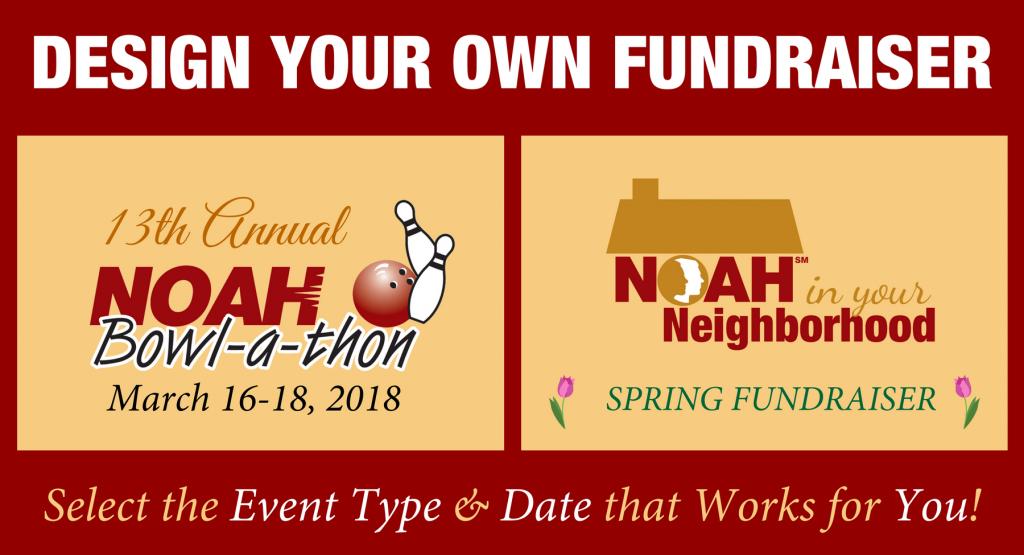 2018 NOAH Fundraisers