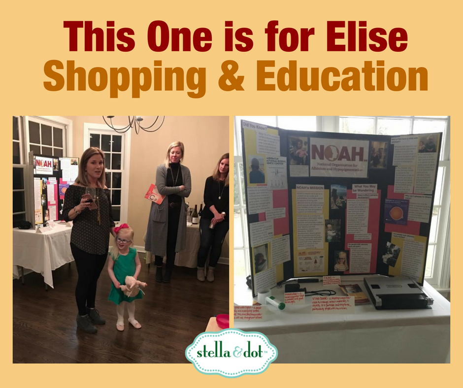 Fundraising Shopping & Education_Sample