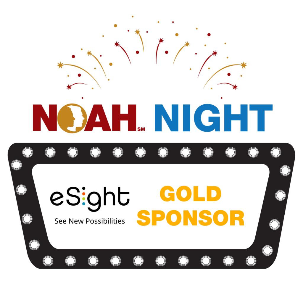 eSight Gold Sponsor See New Possibilities